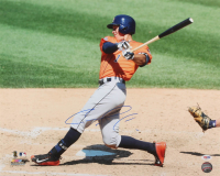 Carlos Correa Signed Houston Astros 16x20 Photo (PSA Hologram) at PristineAuction.com