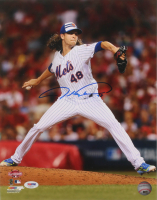 Jacob deGrom Signed 2015 All-Star Game 11x14 Photo (PSA Hologram) at PristineAuction.com