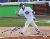 Kyle Schwarber Signed Chicago Cubs 11x14 Photo (PSA Hologram) at PristineAuction.com