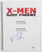 "Michael Fassbender Signed ""Dark Phoenix"" Movie Script (PSA Hologram) at PristineAuction.com"