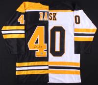 Tuukka Rask Signed Jersey (Rask COA)