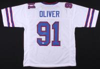 Ed Oliver Signed Jersey (JSA COA) at PristineAuction.com