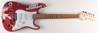 "Larry Fitzgerald Signed 39.5"" Arizona Cardinals Electric Guitar (PSA Hologram) at PristineAuction.com"
