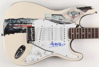 "Ad-Rock Signed 39.5"" Beastie Boyz Logo Electric Guitar (JSA Hologram)"