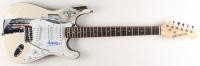 "Ad-Rock Signed 39.5"" Beastie Boyz Logo Electric Guitar (JSA Hologram) at PristineAuction.com"