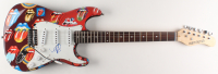 "Charlie Watts Signed The Rolling Stones 39.5"" Electric Guitar (JSA Hologram) at PristineAuction.com"
