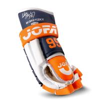 Wayne Gretzky Signed Oilers Jofa Hockey Glove (UDA COA) at PristineAuction.com