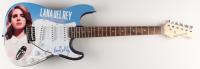 "Lana Del Ray Signed Lana Del Ray Logo 39.5"" Electric Guitar (JSA Hologram) at PristineAuction.com"