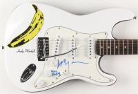 "Lou Reed & Moe Tucker Signed Velvet Underground 39.5"" Electric Guitar (JSA Hologram) at PristineAuction.com"
