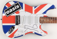 "Noel Gallagher Signed Oasis 39.5"" Electric Guitar (PSA Hologram) at PristineAuction.com"
