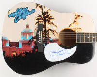 "Joe Walsh Signed Eagles ""Hotel California"" 41"" Acoustic Guitar (JSA Hologram) at PristineAuction.com"