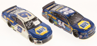 Lot of (2) Chase Elliott LE 1:24 Scale Die-Cast Cars with Signed #9 NAPA 2019 Camaro ZL1 & #24 NAPA 2017 SS Elite (Elliott Hologram & Action Collectables COA)
