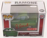 "Cheech Marin Signed ""Ramone"" #131 Disney ""Cars"" Funko Pop Vinyl Figure (JSA Hologram) at PristineAuction.com"