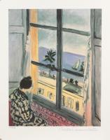 "Henri Matisse ""Seaside"" Limited Edition 11.5x14.5 Giclee (PA LOA)"