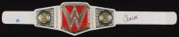 Charlotte Flair Signed WWE Championship Belt (Pro Player Hologram)