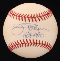 "Jim Palmer Signed OAL Baseball Inscribed ""HOF 1990"" (Beckett COA) at PristineAuction.com"