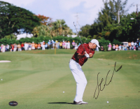 Stewart Cink Signed 11x14 Photo (PSA COA)