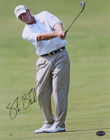 Steve Stricker Signed 11x14 Photo (PSA COA)