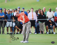Lucas Glover Signed 11x14 Photo (PSA COA)