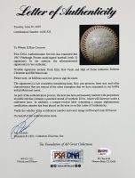 1967 Pittsburgh Pirates OAL Baseball Team-Signed by (10) with Dock Ellis, Bob Veale, Roberto Clemente, Bill Mazeroski (PSA LOA) at PristineAuction.com