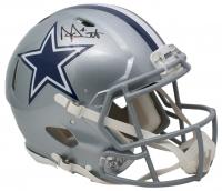 Dak Prescott Signed Dallas Cowboys Full-Size Speed Helmet (Sports Integrity COA)