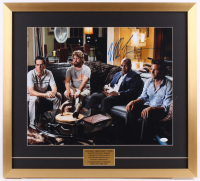 "Mike Tyson Signed ""The Hangover"" 23x25.5 Custom Framed Photo Display (JSA COA)"