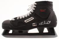 Tuukka Rask Signed Bauer Reactor 1000 Ice Skate (Rask COA)