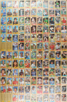 Uncut Sheet of (132) 1987 Topps Baseball Cards with #320 Barry Bonds RC, #718 Steve Carlton, #661 Lou Whitaker, #775 Joaquin Andujar, #476 Danny Tartabull at PristineAuction.com