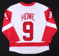Gordie Howe Signed Detroit Red Wings Fanatics Jersey (Schwartz COA)