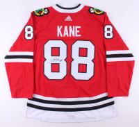 Patrick Kane Signed Chicago Blackhawks Adidas Jersey (FSM COA)