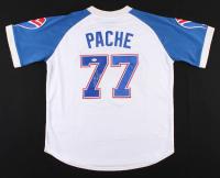 Cristian Pache Signed Atlanta Braves Jersey (JSA Hologram)