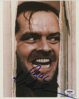 "Jack Nicholson Signed ""The Shining"" 8x10 Photo (PSA COA) at PristineAuction.com"