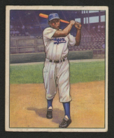1950 Bowman #22 Jackie Robinson