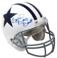 Ezekiel Elliott Signed Dallas Cowboys Full-Size Authentic On-Field Helmet (Beckett COA) at PristineAuction.com