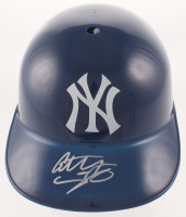 Anthony Seigler Signed New York Yankees Full-Size Batting Helmet (Beckett COA) at PristineAuction.com