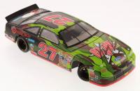 Kenny Irwin Jr. Signed LE #27 GI Joe 1997 Thunderbird SS 1:24 Scale Die Cast Car (JSA COA)