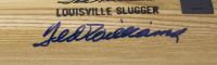 Ted Williams Signed Louisville Slugger Powerized Baseball Bat (Beckett LOA) at PristineAuction.com