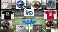 In Demand Autographs ELITE Football Mystery Box Series 2 -  6 Items Per Box at PristineAuction.com