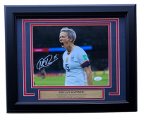 Megan Rapinoe Signed 11x14 Custom Framed Photo Display (JSA COA) at PristineAuction.com