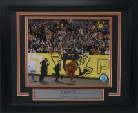 Gritty Philadelphia Flyers 11x14 Custom Framed Photo Display