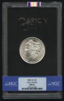 1882-CC $1 Morgan Silver Dollar (NGC MS 63) at PristineAuction.com