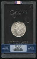 1881-CC $1 Morgan Silver Dollar (NGC MS 64) at PristineAuction.com