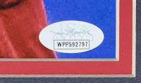 Alex Morgan Signed Team USA Soccer 22x27 Custom Framed Photo Display (JSA COA) at PristineAuction.com
