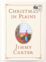 "Jimmy Carter Signed ""Christmas in Plains"" Hard Cover Book (JSA COA)"