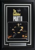 "Al Pacino Signed ""The Godfather Part II"" 17x24 Custom Framed Photo Display (Beckett COA)"