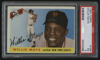 1955 Topps #194 Willie Mays (PSA 5) at PristineAuction.com