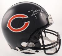 Khalil Mack Signed Chicago Bears Full-Size Authentic On-Field Helmet (Beckett COA)