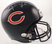 Khalil Mack Signed Chicago Bears Full-Size Helmet (Beckett COA)
