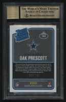 2016 Donruss Optic Rated Rookies Autographs #162 Dak Prescott (BGS 9.5) at PristineAuction.com