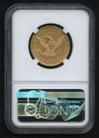 1861 $10 Liberty Head Gold Eagle (NGC AU Details) at PristineAuction.com